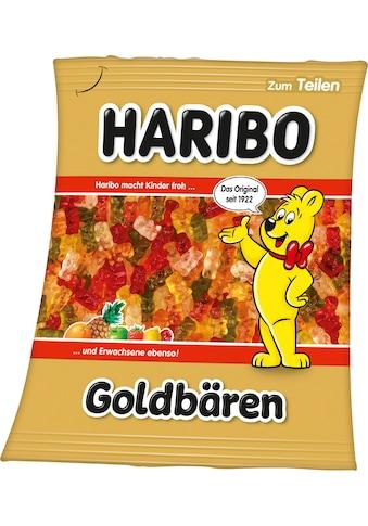 HARIBO Wohndecke »Haribo«, mit tollem Goldbären Motiv kaufen