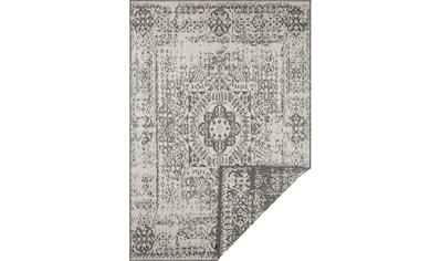 bougari Teppich »Danao«, rechteckig, 5 mm Höhe, Wendeteppich, In- und Outdoor geeignet, Wohnzimmer kaufen