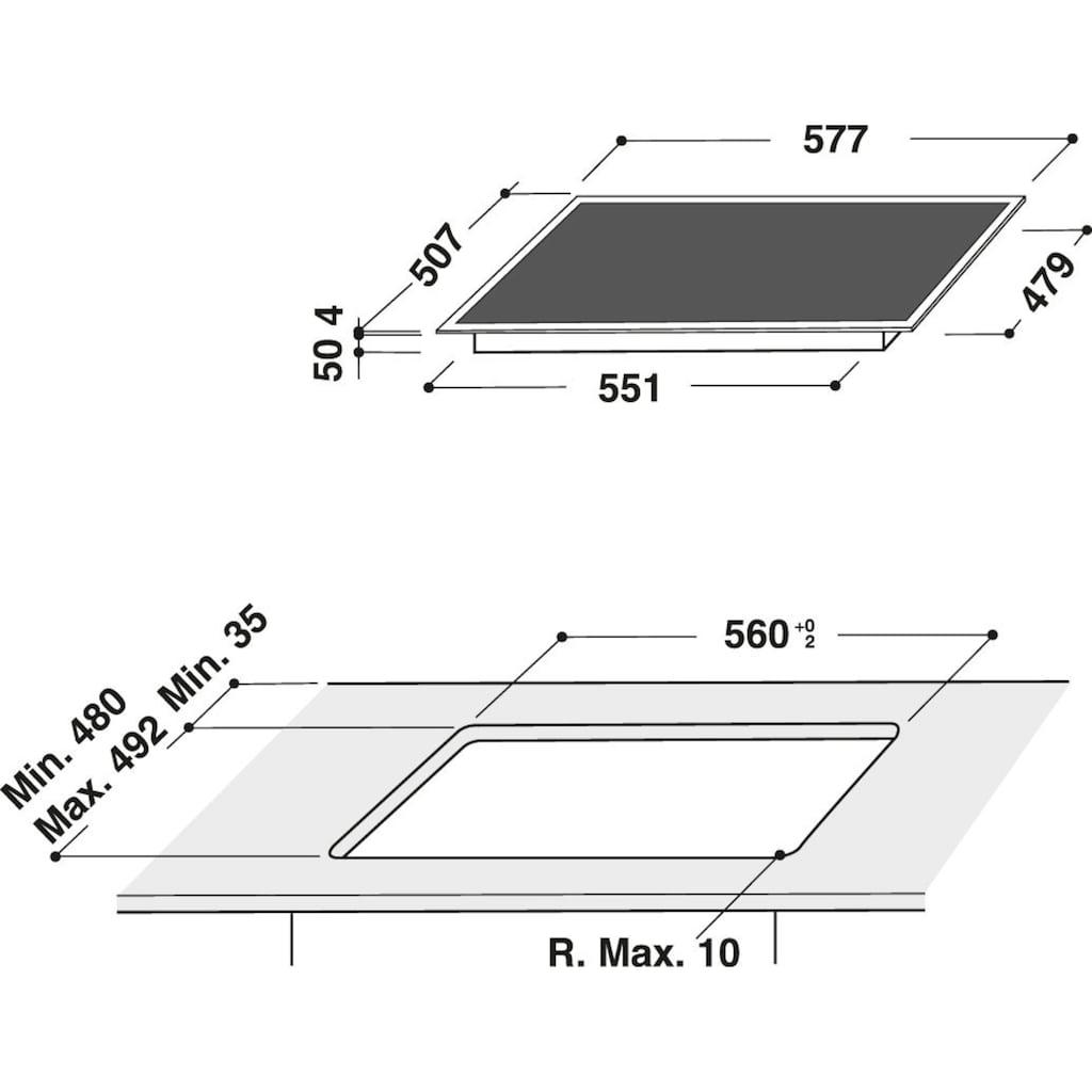 BAUKNECHT Induktions-Kochfeld »BS 7160C FT«, BS 7160C FT