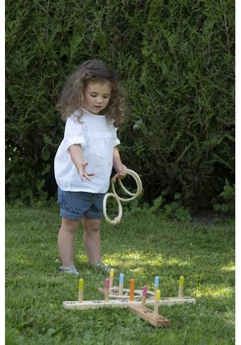 Eichhorn Spielzeug-Gartenset »Ringwurfspiel« kaufen