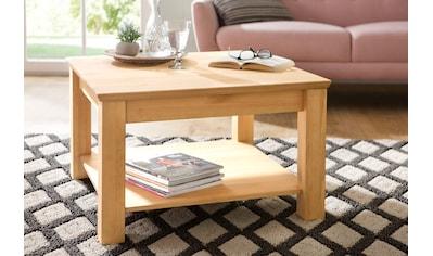 Home affaire Couchtisch »Sarthe«, aus Kiefer massiv, in zwei Farben kaufen