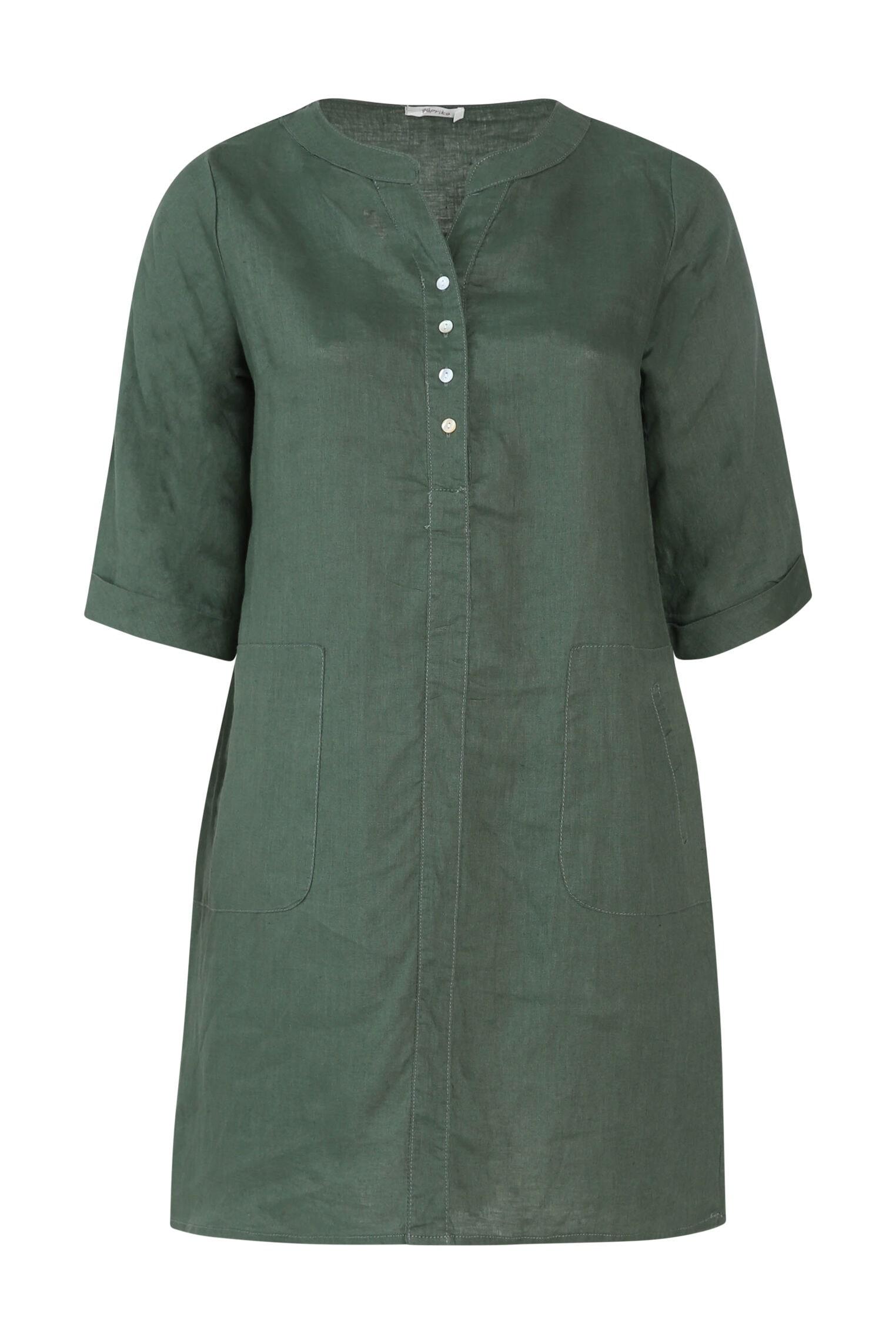 paprika -  Blusenkleid Maokragen Uniform