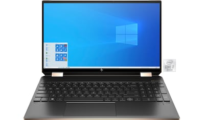 HP Spectre x360 15 - eb0036ng Convertible Notebook (39,6 cm / 15,6 Zoll, Intel,Core i7, 0 GB HDD, 2000 GB SSD) kaufen