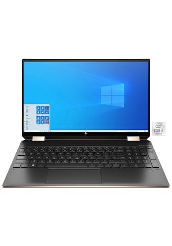HP Spectre x360 15 - eb0036ng Convertible Notebook (39,6 cm / 15,6 Zoll, Intel,Core i7, 0 GB HDD, 2000 GB SSD) kaufen