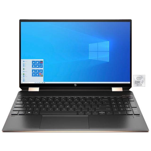 HP Spectre x360 15-eb0036ng Convertible Notebook (39,6 cm / 15,6 Zoll, Intel,Core i7, 0 GB HDD, 2000 GB SSD)
