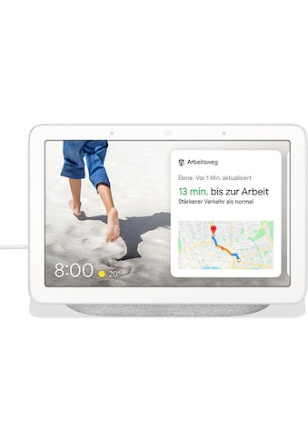 Google »Nest Hub« Smart Display (Bluetooth, WLAN (WiFi)) kaufen