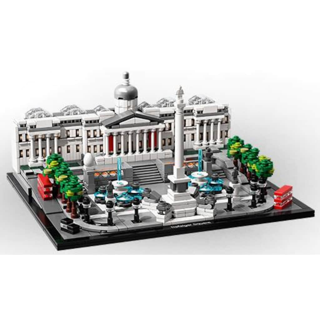 LEGO® Konstruktionsspielsteine »Trafalgar Square (21045), LEGO® Architecture«, (1197 St.), Made in Europe