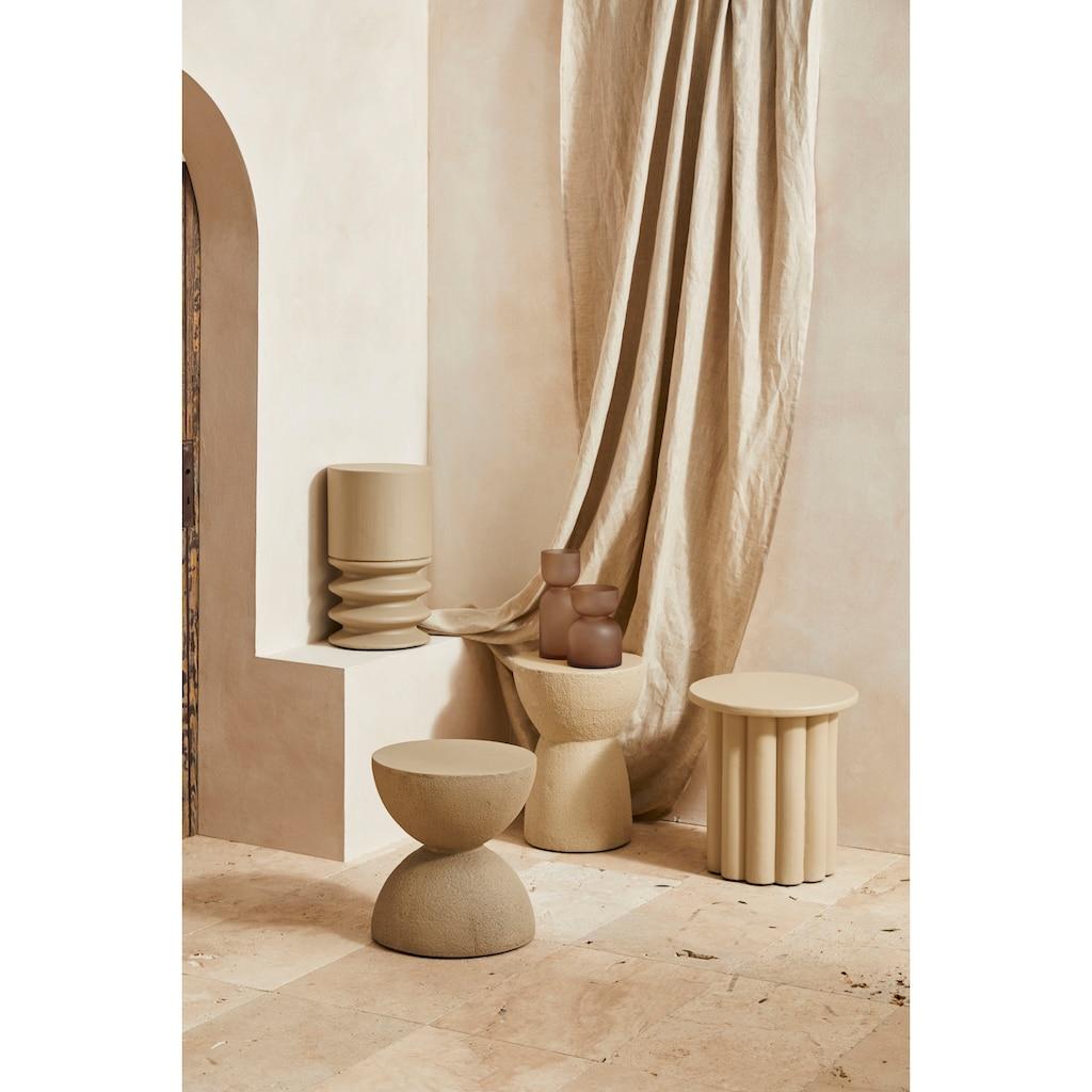 LeGer Home by Lena Gercke Beistelltisch »Aleya«, in Betonoptik, moderne Form