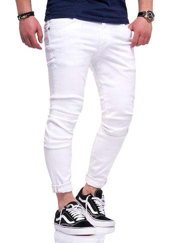 Jack & Jones Slim-fit-Jeans »GLENN ICON«, im modernen Slim Fit-Schnitt kaufen