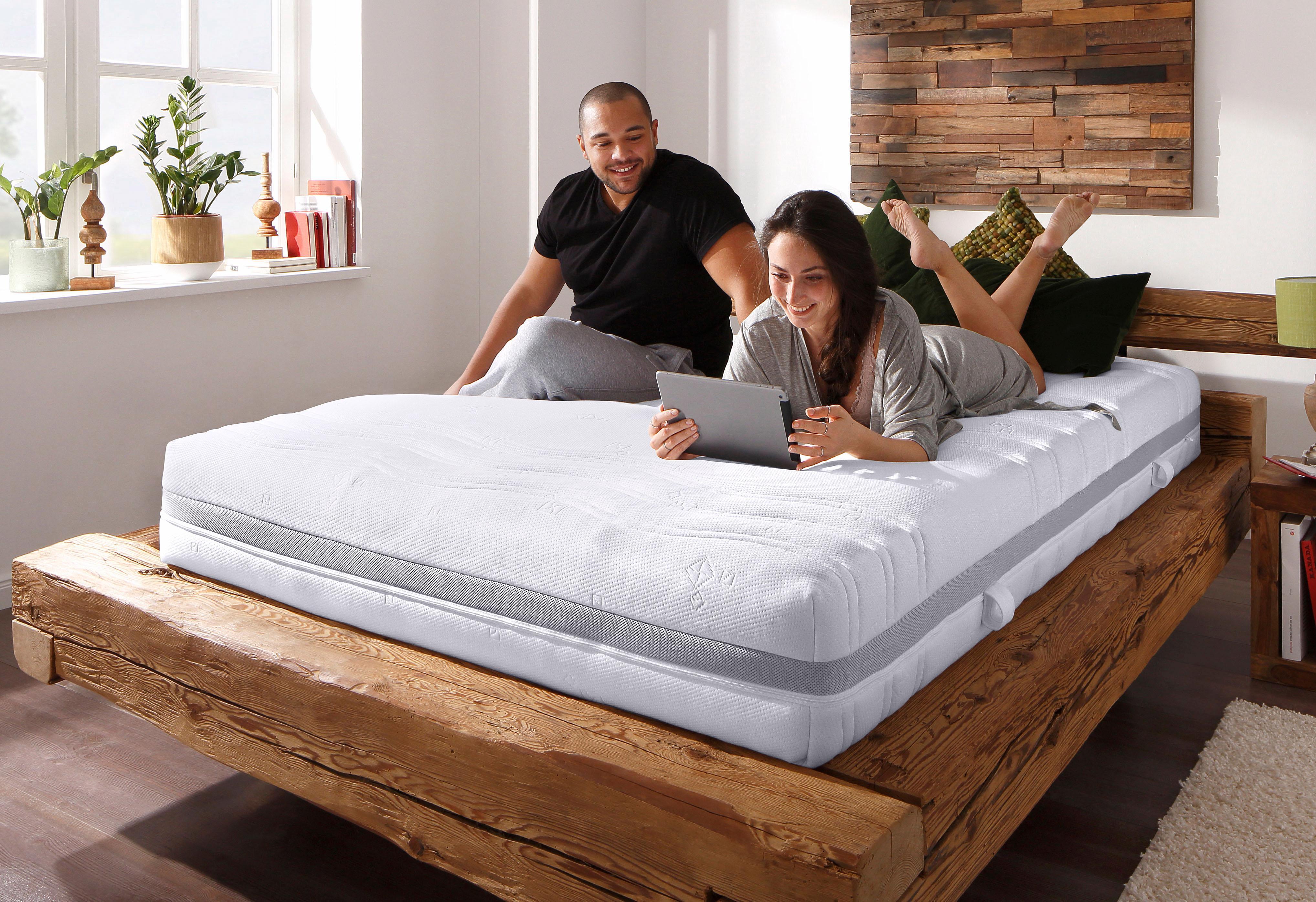 Kaltschaummatratze »Perfect Comfort fo Me«, Beco, 25 cm hoch, Raumgewicht: 40   Schlafzimmer > Matratzen > Kaltschaum-matratzen   BECO
