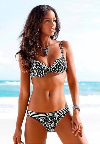 LASCANA Bügel - Bikini - Top »Safari« kaufen