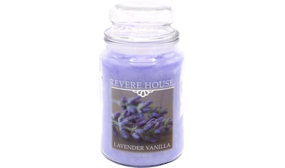 "Candle - lite™ Duftkerze ""Revere House  -  Lavender Vanilla"", (1 - tlg.) kaufen"