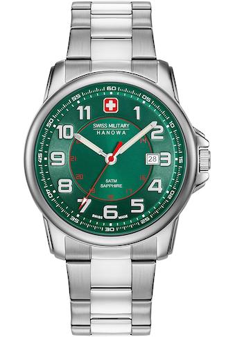 Swiss Military Hanowa Schweizer Uhr »SWISS GRENADIER, 06-5330.04.006« kaufen