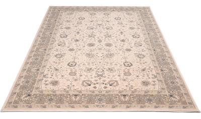 THEKO Wollteppich »Floresti 7015«, rechteckig, 10 mm Höhe, reine Wolle, Orient-Optik,... kaufen