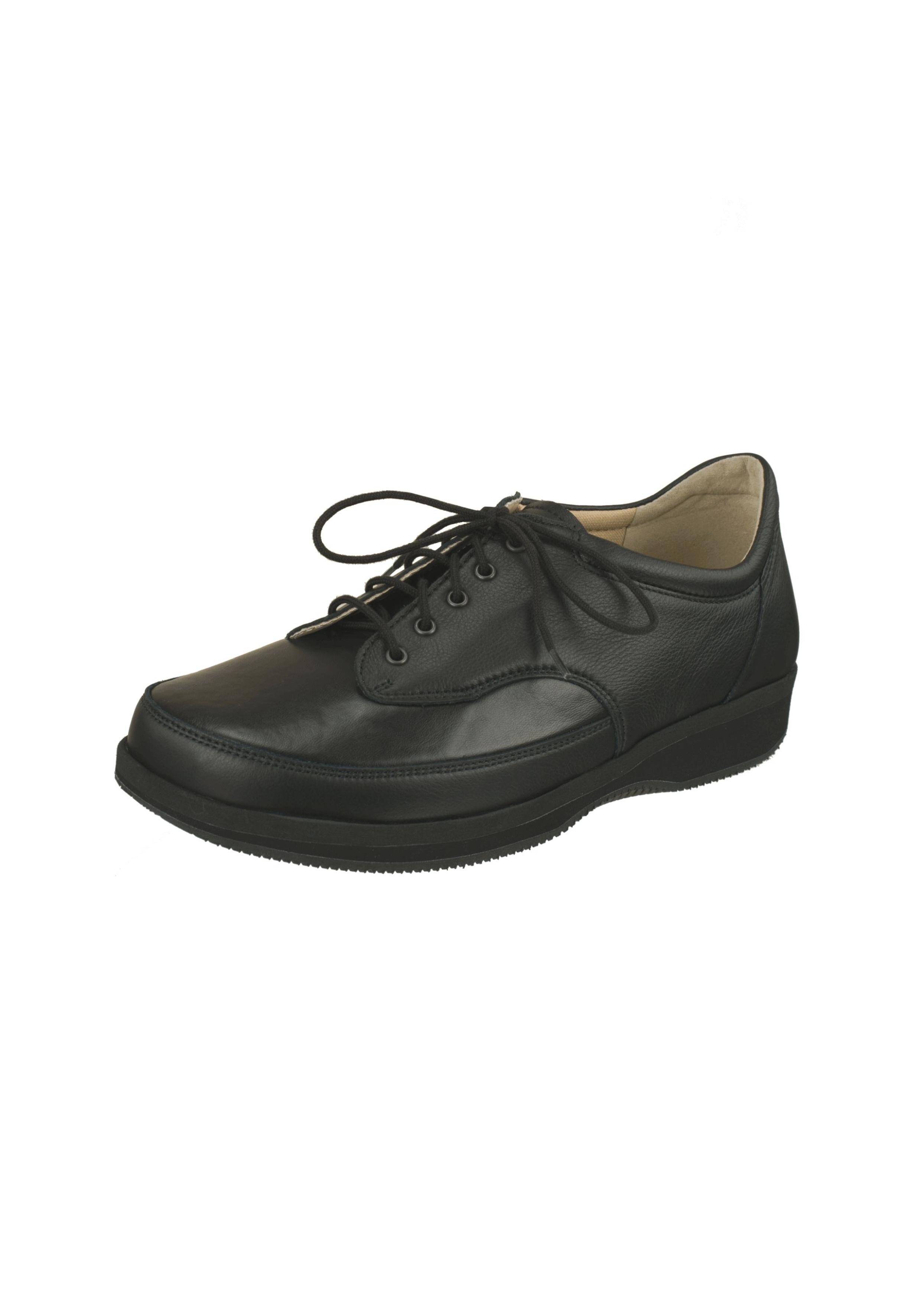 natural feet -  Schnürschuh Paris XL, mit bequemer Laufsohle