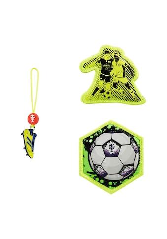 """Step by Step MAGIC MAGS """"Funky Soccer"""" »Schulranzen - Zubehör - Set« kaufen"""