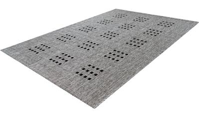 calo-deluxe Teppich »Perugia 1050«, rechteckig, 7 mm Höhe, In- und Outdoor geeignet,... kaufen