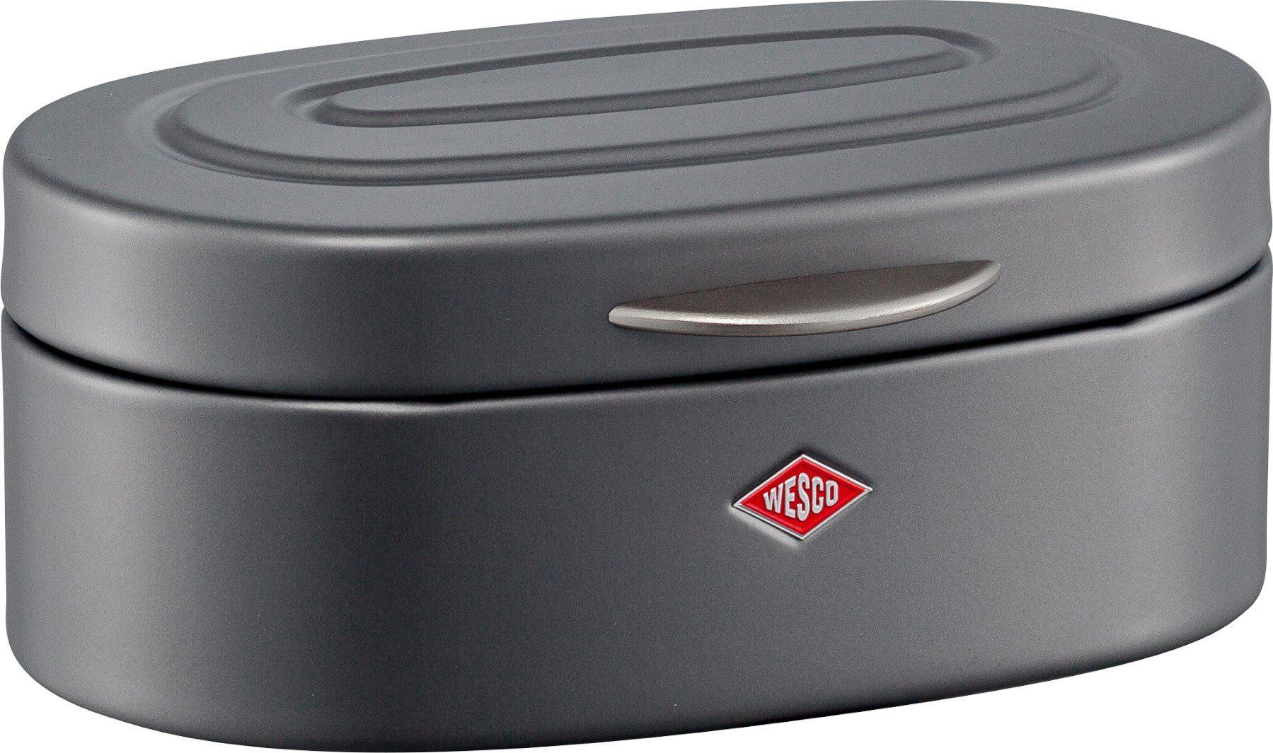 Wesco Aufbewahrungsbehälter MINI ELLY grau Aufbewahrung Küchenhelfer Haushaltswaren