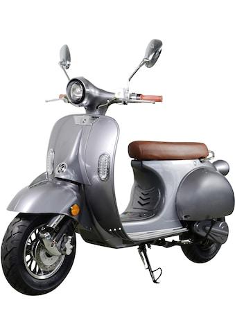 Didi THURAU Edition E-Motorroller »Sizilia«, 2000 W, 45 km/h, 45 km, 2,7 PS kaufen