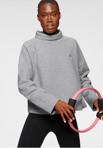 adidas Performance Sweatshirt »ESSENTIALS COMFORT FUNNEL NECK« kaufen