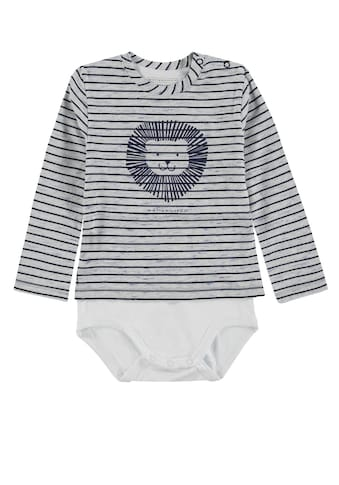 Bellybutton T - Shirt Body Langarm »Löwe« kaufen