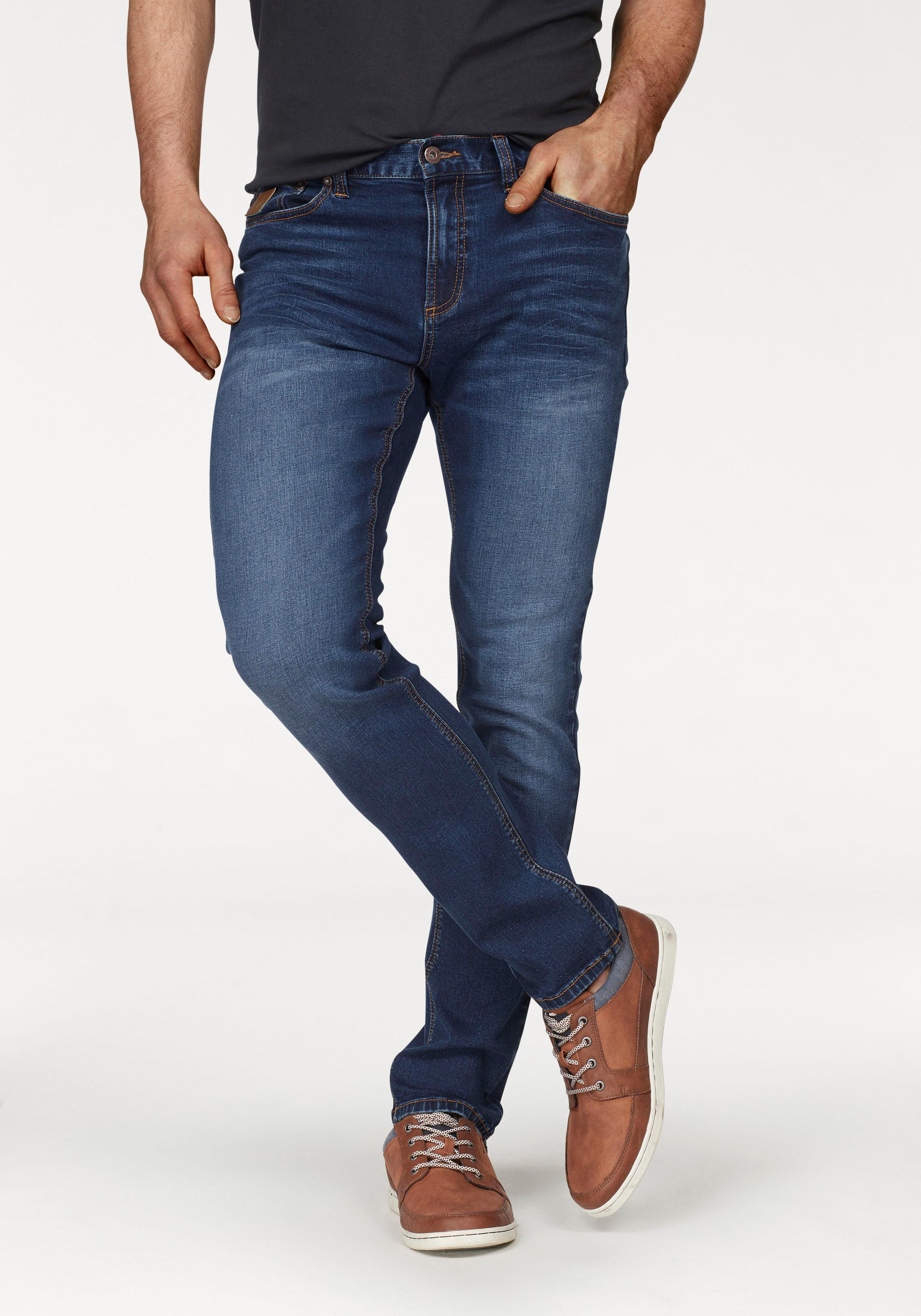 Bruno Banani Straight-Jeans Hutch | Bekleidung > Jeans > Sonstige Jeans | Blau | Bruno Banani