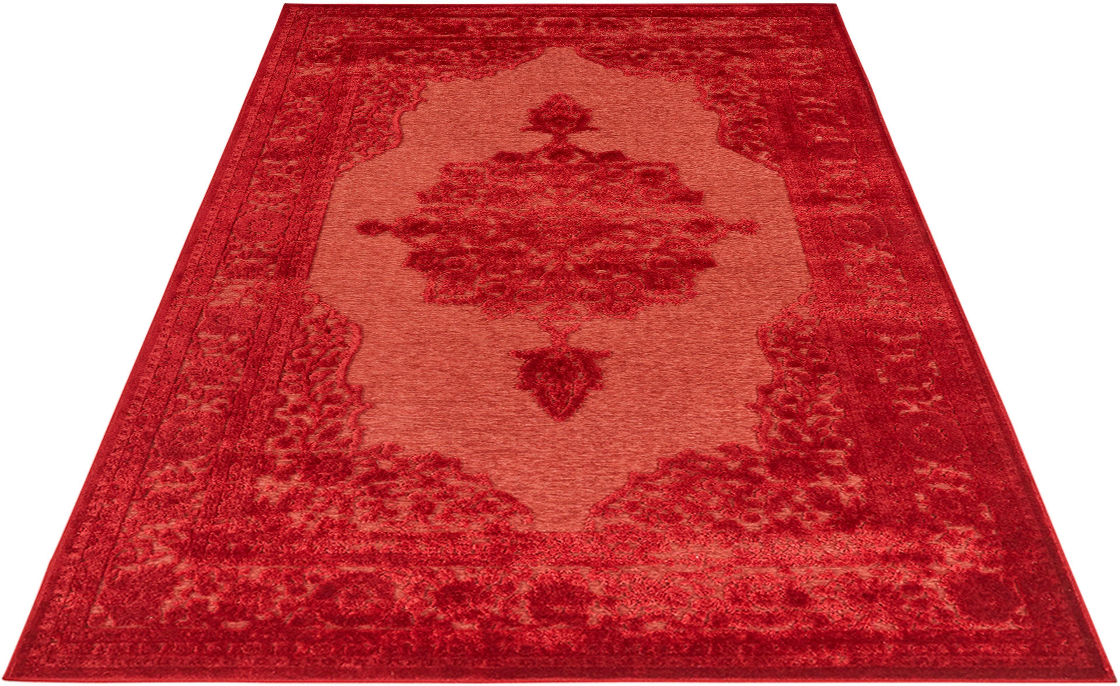 Teppich Willow MINT RUGS rechteckig Höhe 4 mm maschinell gewebt