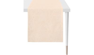 APELT Tischläufer »3313 Uni-Basic«, (1 St.), Jacquardgewebe kaufen