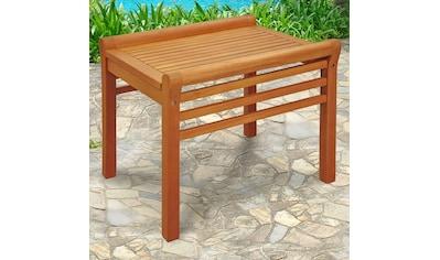 indoba Beistelltisch »Samoa«, IND-70108-BT kaufen