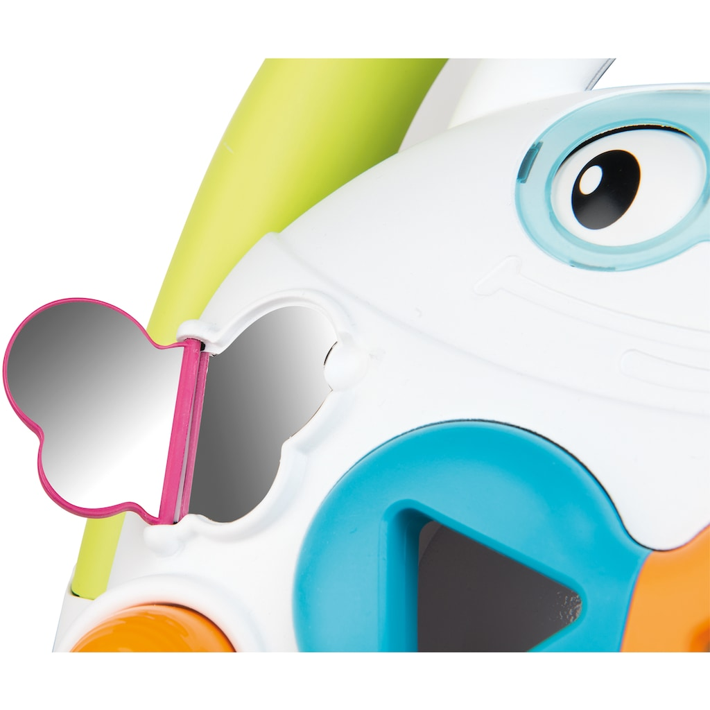 Smoby Lauflernwagen »Cotoons® 2in1 Lauflernwagen & Spielstation«, Made in Europe