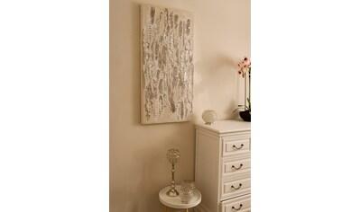 Myflair Möbel & Accessoires Ölbild »Madie«, silberfarben 100 x 50 cm kaufen