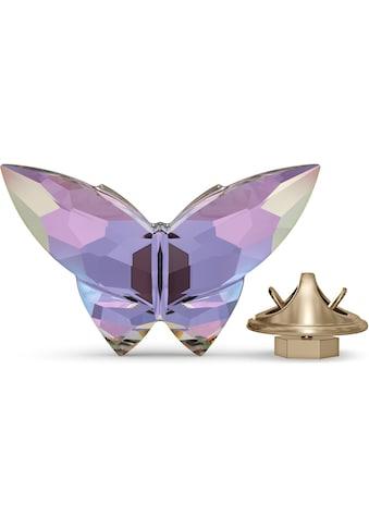 Swarovski Dekoobjekt »Jungle Beats Schmetterling Magnet, violett, klein, 5572153«,... kaufen