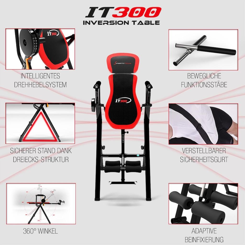 Sportstech Trainingsbank »IT300«