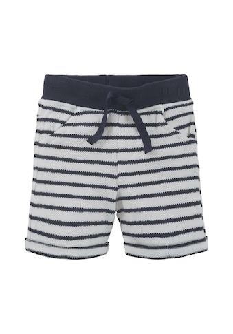 TOM TAILOR Chinohose »Gestreifte Bermuda - Shorts« kaufen