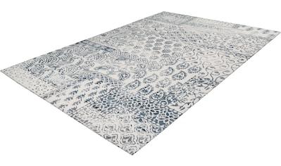 calo-deluxe Teppich »Rico 404«, rechteckig, 10 mm Höhe, In- und Outdoor geeignet,... kaufen