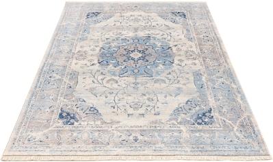 Teppich, »Simon«, DELAVITA, rechteckig, Höhe 6 mm kaufen