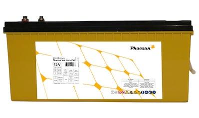 Phaesun Solarakkus »AGM Sun Store 250«, 12 V kaufen