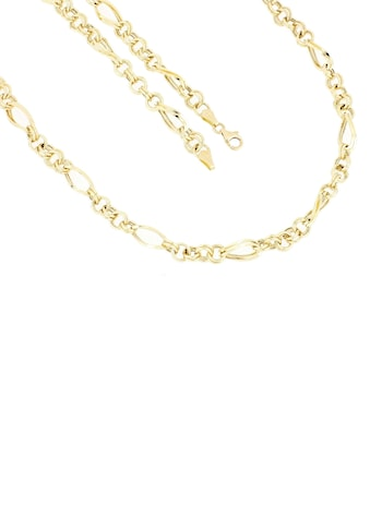 Firetti Goldkette »in Figarokettengliederung, 5,8 mm, glänzend, Zwillingsglieder... kaufen