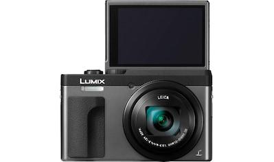 Panasonic »DC - TZ91« Superzoom - Kamera (LEICA DC VARIO - ELMAR, 20,3 MP, 30x opt. Zoom, WLAN (Wi - Fi)) kaufen