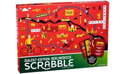 Mattel games Spiel »Scrabble Dialekt-Edition: Berlin« kaufen