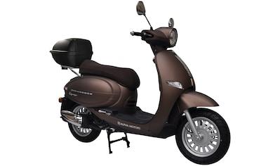 Alpha Motors Motorroller »Cappucino«, 3,3 PS, inkl. Topcase kaufen