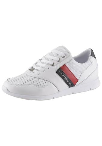 TOMMY HILFIGER Sneaker »SKYE 1C5«, mit sommerlichem Lochmuster kaufen