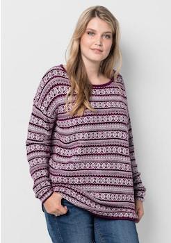 Pullover für Damen in großen Größen online kaufen | BAUR