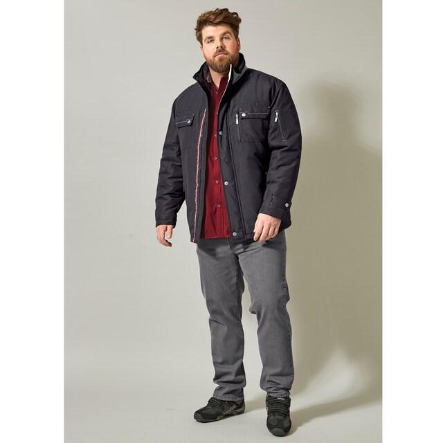 Men Plus by Happy Size Jacke Spezialschnitt
