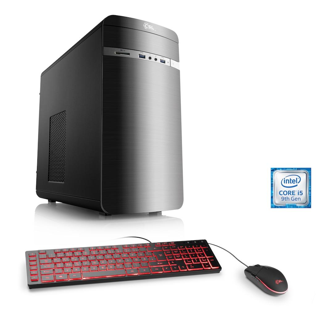 CSL Gaming-PC »Speed T5711 Windows 10«