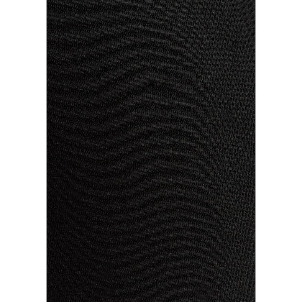 OXXO Bundfaltenhose, mit hoher Taille