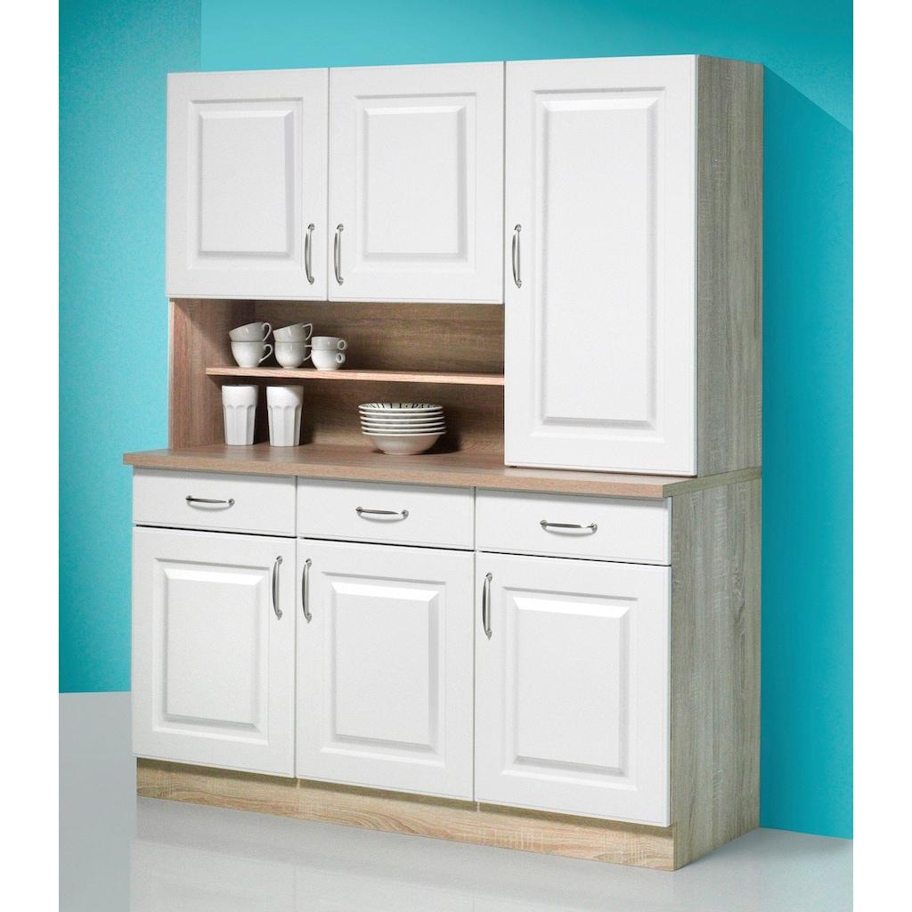wiho Küchen Küchenbuffet »Tilda«, 150 cm breit, mit MDF Fronten