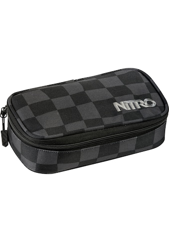"NITRO Federtasche ""Pencil Case XL Black Checker"" kaufen"