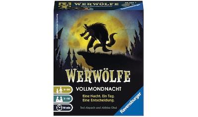 Ravensburger Spiel »Werwölfe Vollmondnacht«, Made in Europe kaufen