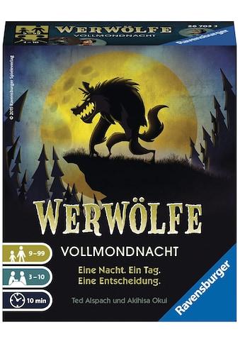 """Ravensburger Spiel, """"Werwölfe Vollmondnacht"""" kaufen"""